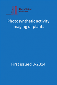 RESOURCES: Photosynthetic activity imaging of plants